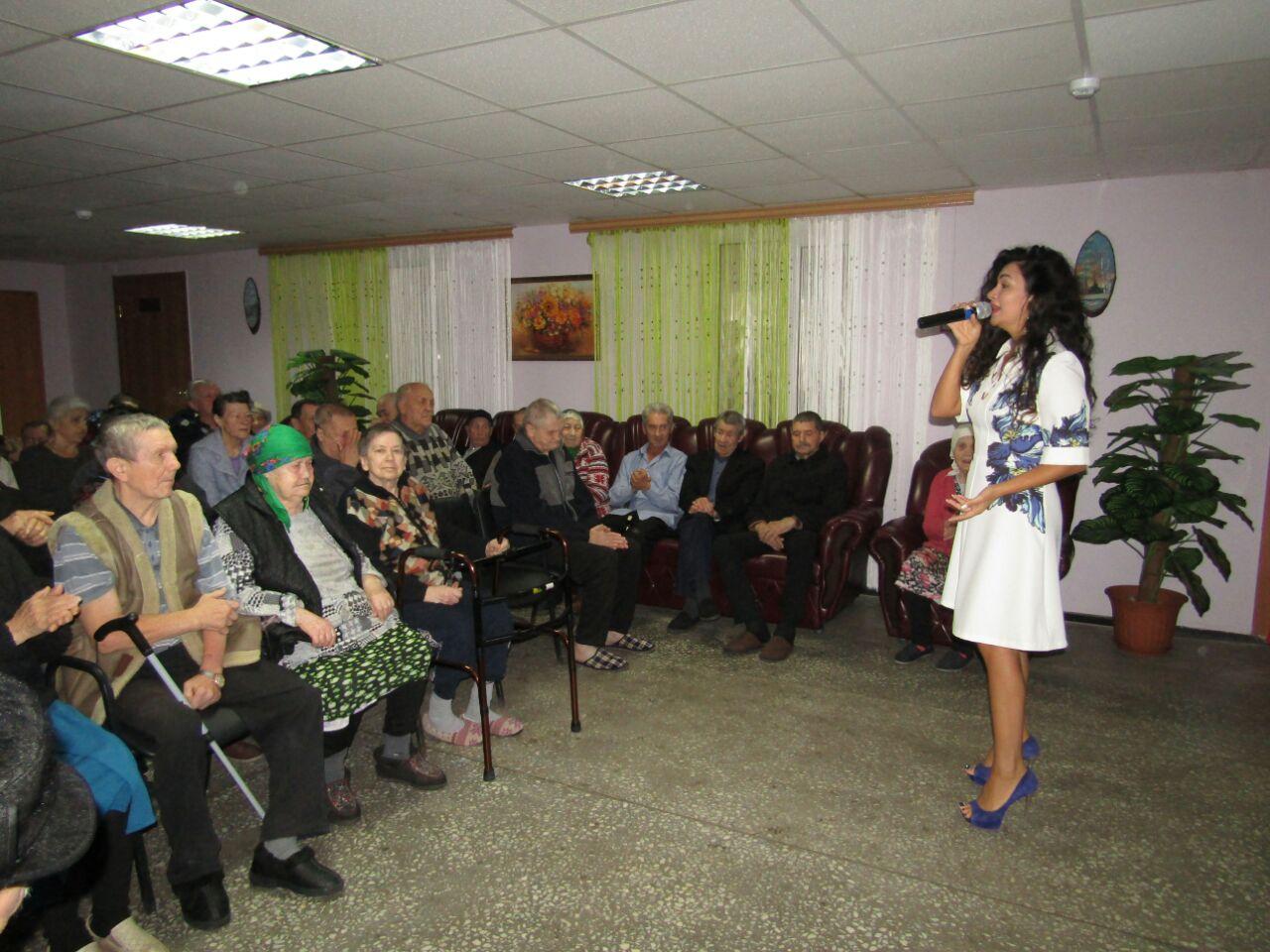 Пансионат для пожилых людей в пушкино